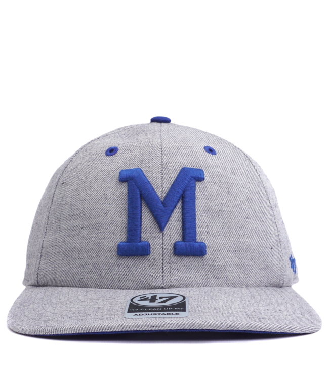 '47 BRAND Brewers Mccormack Clean Up Hat