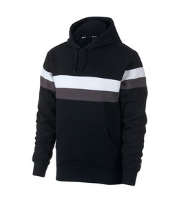 NIKE SB ICON STRIPED HOODIE