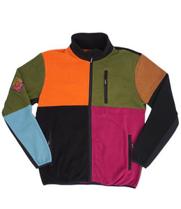40'S & SHORTIES CROSSOVER FLEECE JACKET