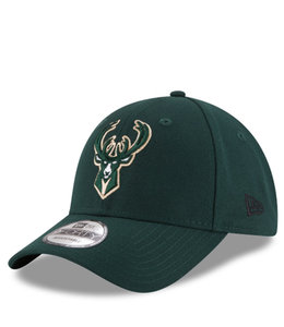 NEW ERA BUCKS LEAGUE 9FORTY ADJUSTABLE HAT