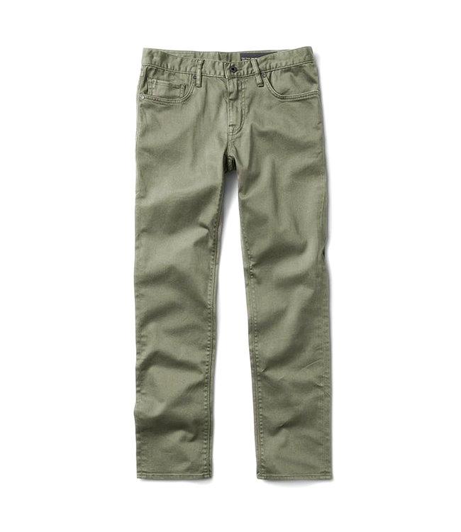 ROARK Hwy 133 Slim Fit Broken Twill Jeans