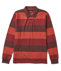 ROARK RUGGER RUGBY KNIT TOP
