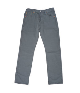 LEVI'S 501 ORIGINAL FIT GARMENT DYE JEANS