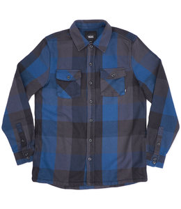 VANS HIXON IV HEAVYWEIGHT FLANNEL SHIRT