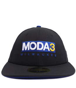 MODA3 MODA3 BOX LOGO LOW PROFILE 59FIFTY FITTED