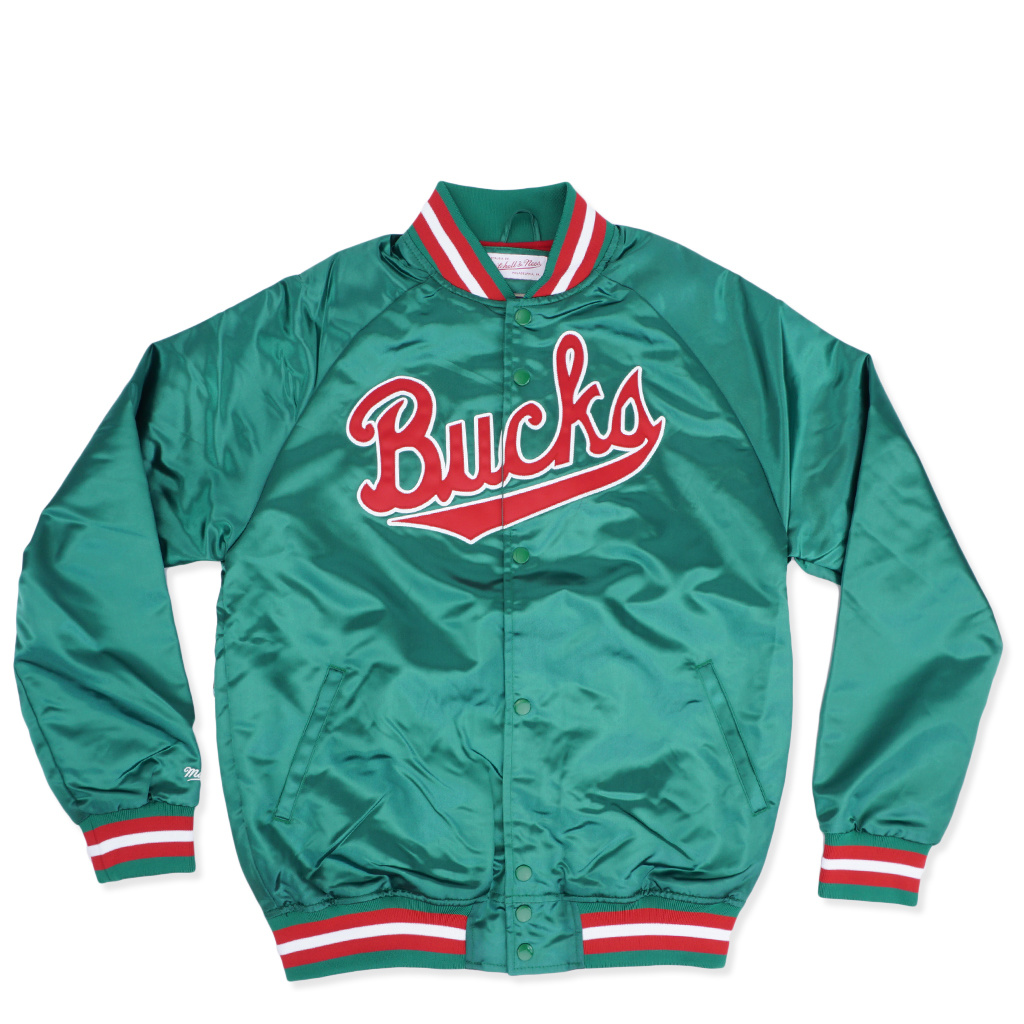 milwaukee bucks jacket