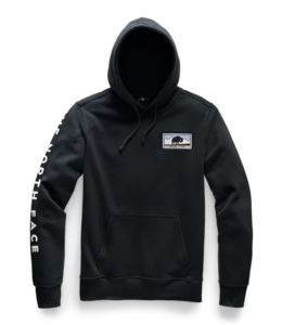 THE NORTH FACE BOTTLE SOURCE PULLOVER HOODIE