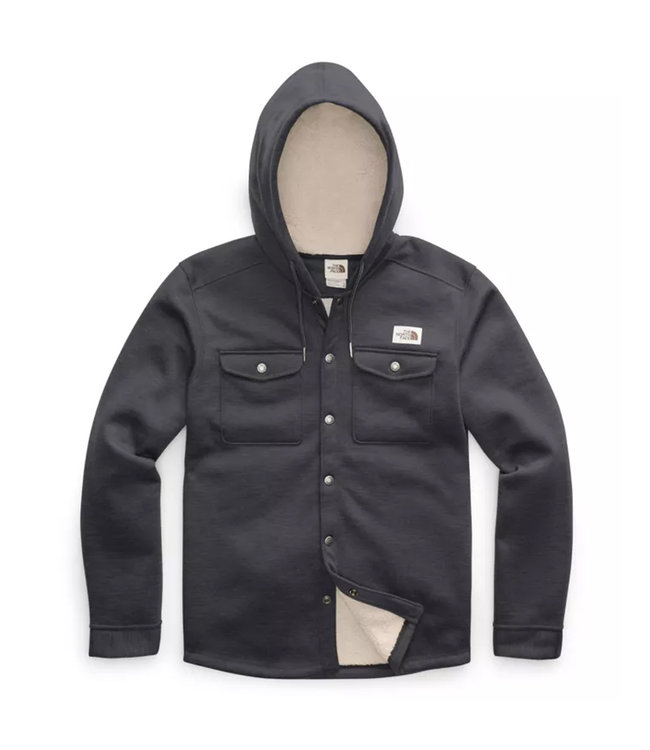 THE NORTH FACE Sherpa Patrol Snap-Up Hoodie