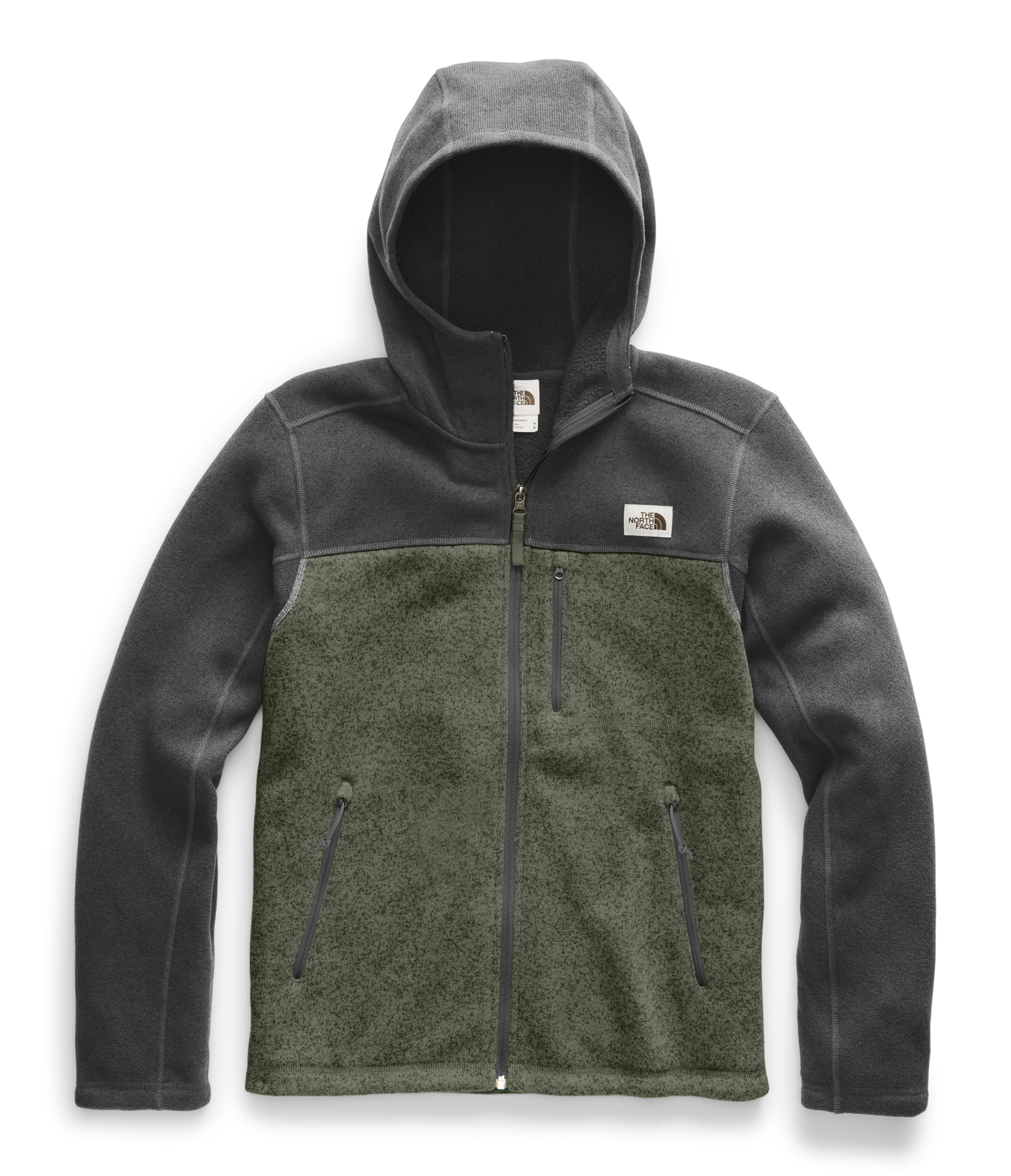new images of new lifestyle good service The North Face Gordon Lyons Hoodie - Taupe Green Heather/Dark Grey