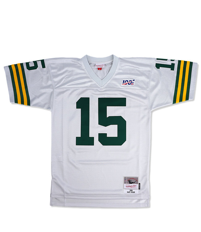 MITCHELL AND NESS Packers 69 Starr Legacy Jersey