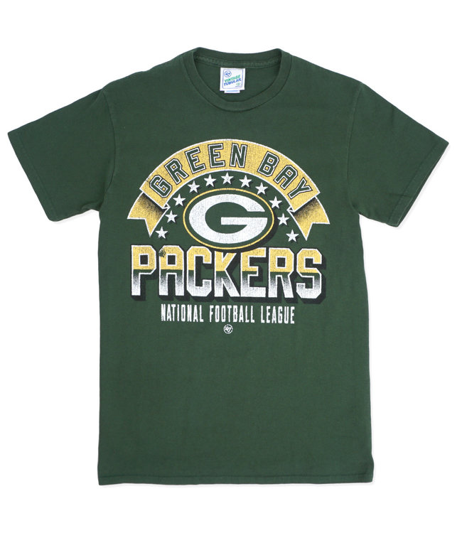 '47 BRAND Packers Show Stopper Vintage Tubular Tee