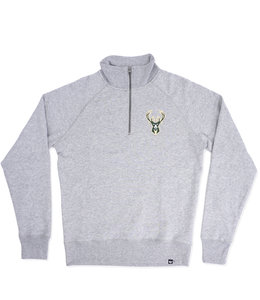 '47 BRAND BUCKS HEADLINE 1/4 ZIP PULLOVER