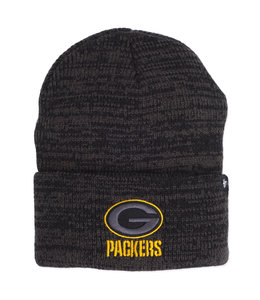 '47 BRAND PACKERS BRAIN FREEZE CUFF KNIT BEANIE