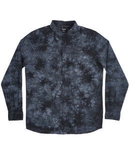 HURLEY JERRY LONG SLEEVE WOVEN SHIRT