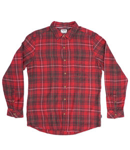 HURLEY VEDDER WASHED LONG SLEEVE SHIRT