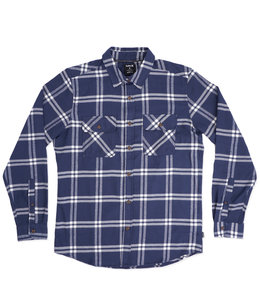 HURLEY DRI-FIT SALINGER FLANNEL SHIRT