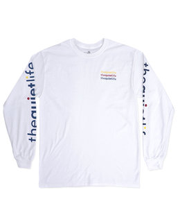 THE QUIET LIFE ORIGIN REPEAT LONG SLEEVE TEE