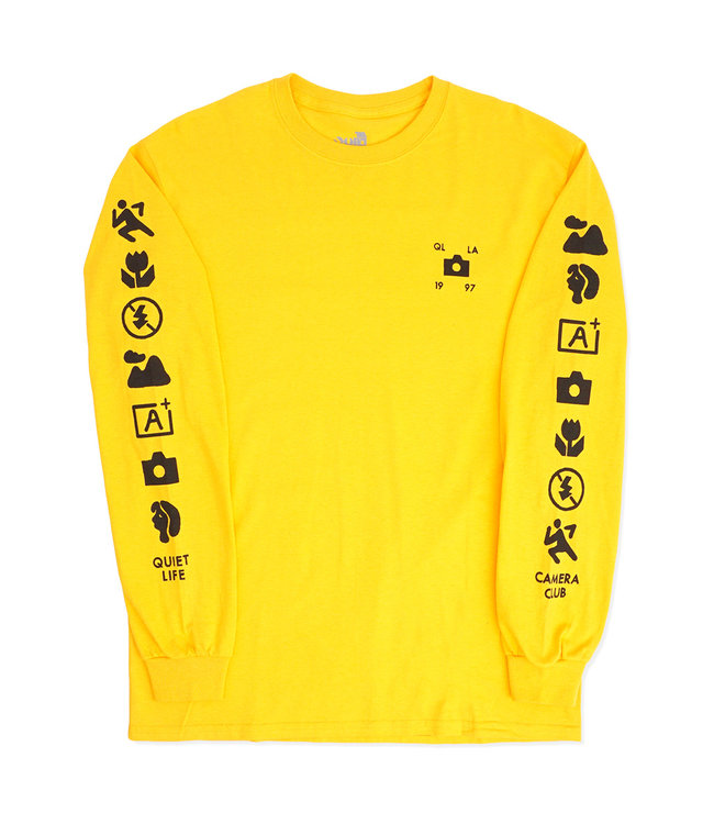 THE QUIET LIFE Setting Long Sleeve Tee