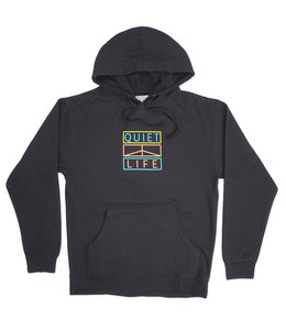THE QUIET LIFE PEACE BLOCK HOODIE