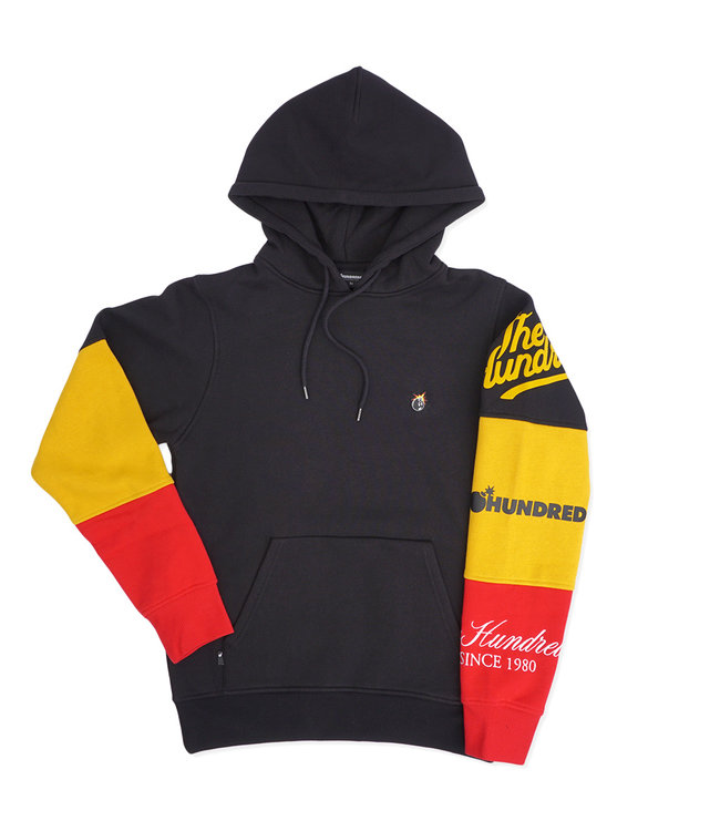 THE HUNDREDS Hollow Pullover Hoodie