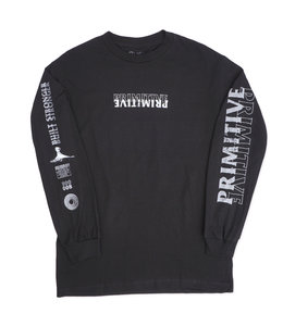 PRIMITIVE ERUPT LONG SLEEVE TEE