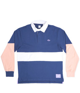 ADIDAS NORA LONG SLEEVE POLO SHIRT