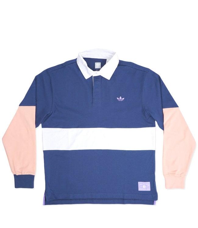 ADIDAS Nora Long Sleeve Polo Shirt