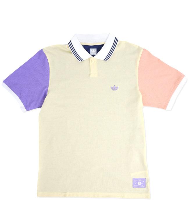 ADIDAS Nora Short Sleeve Polo Shirt