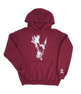 COLD WORLD HEAVY SOUNDS PULLOVER HOODIE
