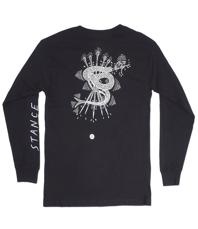 STANCE Five Points Long Sleeve Tee