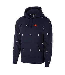 NIKE SB ICON PRINTED PULLOVER HOODIE