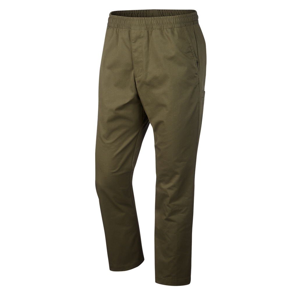 buy good official store cheap price Nike SB Pull-On Chino Pant - Medium Olive | BV0900-222