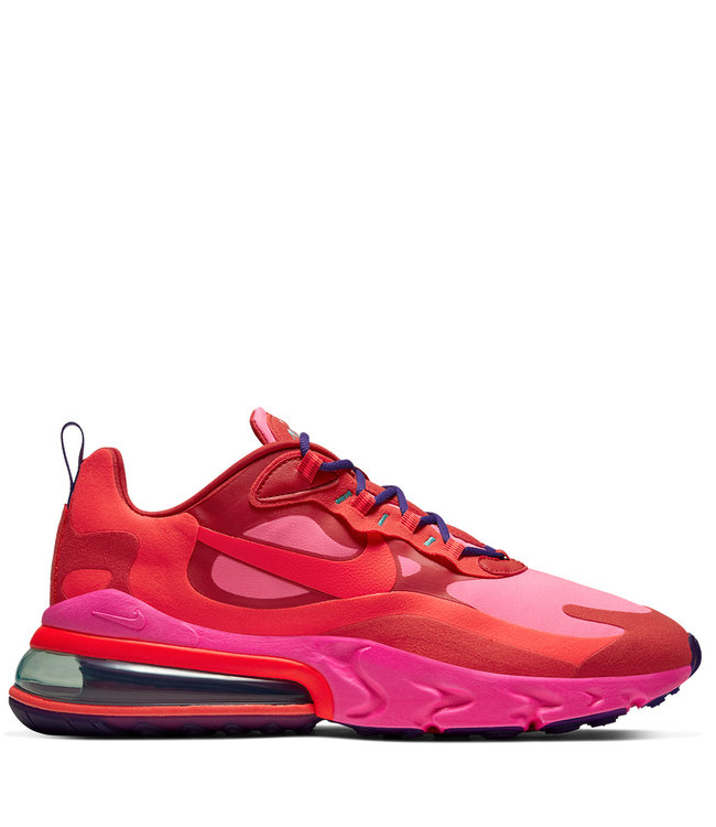 air max 270 react red