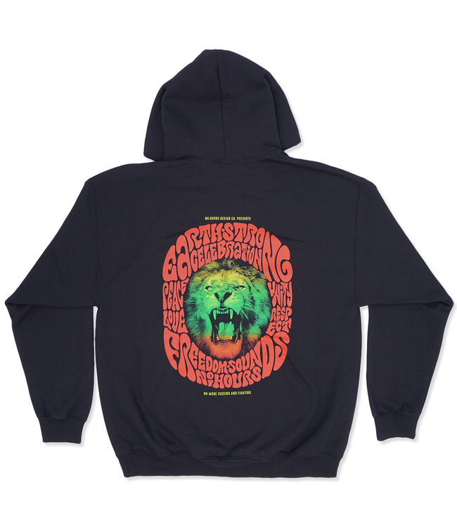 NOHOURS Earth Strong Pullover Hoodie