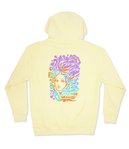 NOHOURS ORGANICS PULLOVER HOODIE