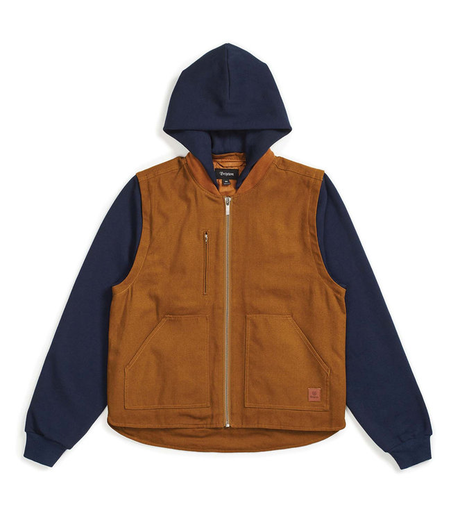 BRIXTON Abraham Convertible Jacket
