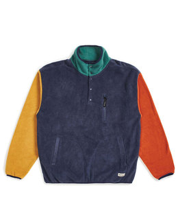 BRIXTON HIGGINS PULLOVER FLEECE
