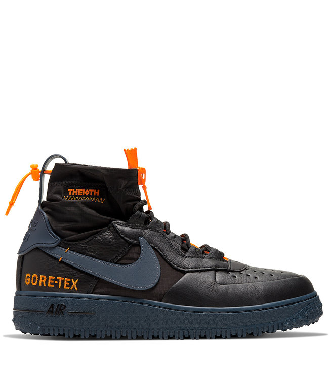 detailed look separation shoes official store Air Force 1 High Winter GORE-TEX