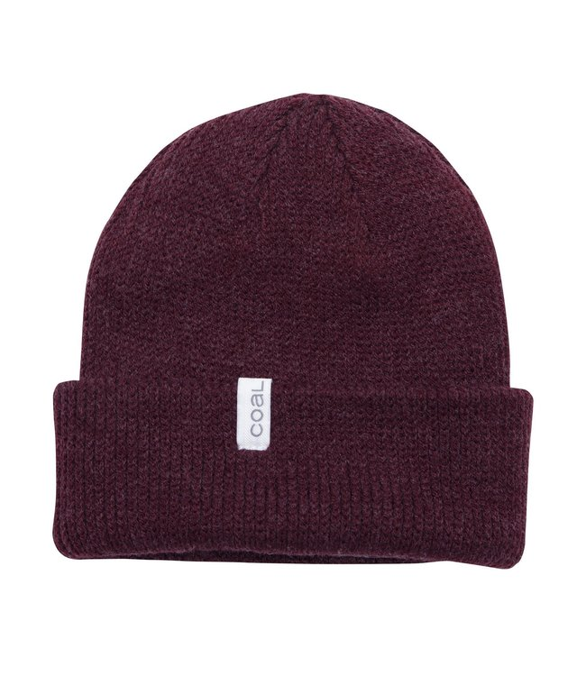 COAL Frena Thick Knit Cuffed Beanie