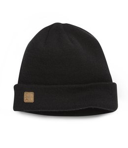 COAL HARBOR RIB KNIT FISHERMAN BEANIE