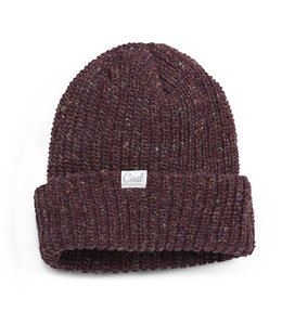 COAL EDITH RAINBOW SPECKLE KNIT BEANIE
