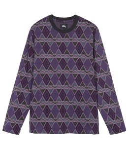 STUSSY CUZCO LONG SLEEVE SHIRT