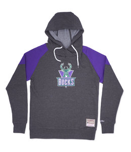 MITCHELL AND NESS BUCKS WOMENS HOLIDAY HOODIE