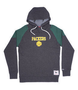 MITCHELL AND NESS PACKERS WOMENS HOLIDAY HOODIE