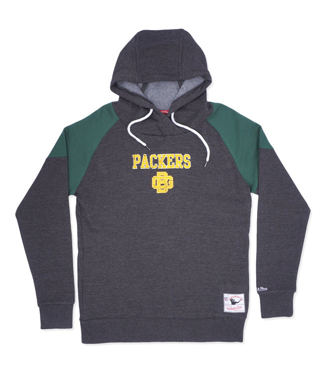 MITCHELL AND NESS Packers Women's Holiday Hoodie