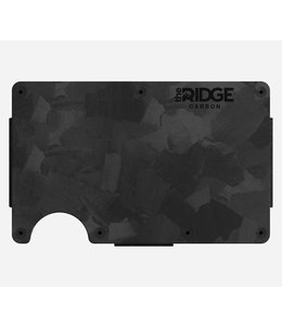 RIDGE WALLETS FORGED CARBON - MONEY CLIP