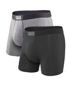 SAXX UNDERWEAR CO. VIBE BOXER BRIEF 2-PACK