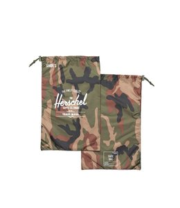 HERSCHEL SUPPLY CO. TRAVEL SHOE BAG