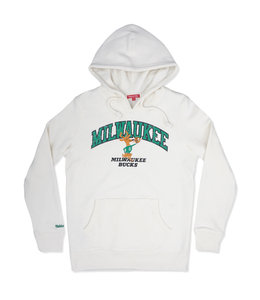 MITCHELL AND NESS BUCKS WOMENS WINNING TEAM HOODIE