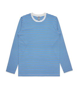 ASCOLOUR BOWERY STRIPE LONG SLEEVE TEE